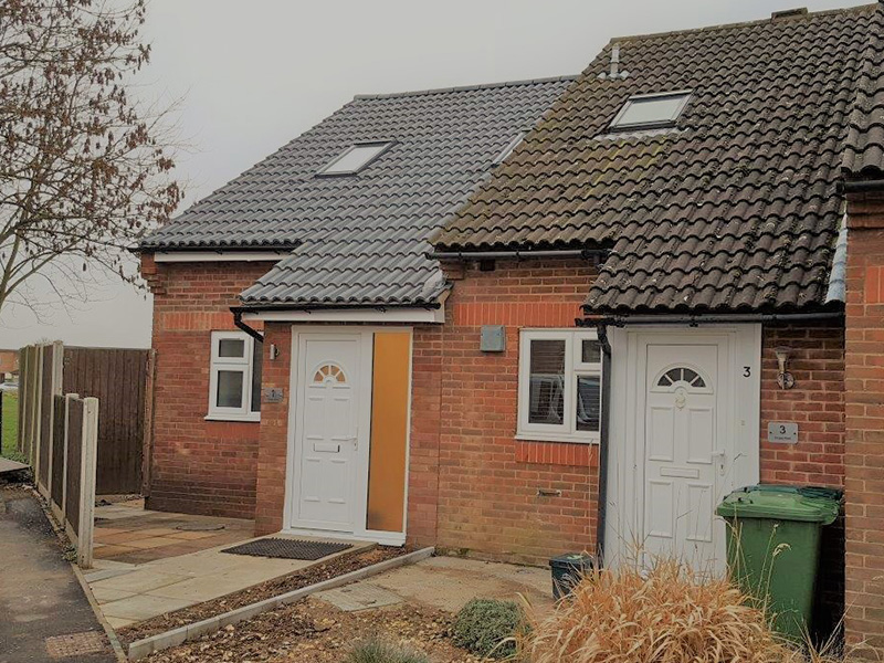 New-build 2-bed House – Staines-Upon-Thames