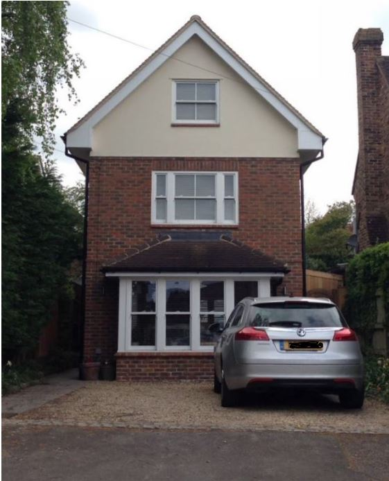 New-build 3-bed House – Henley – 2015